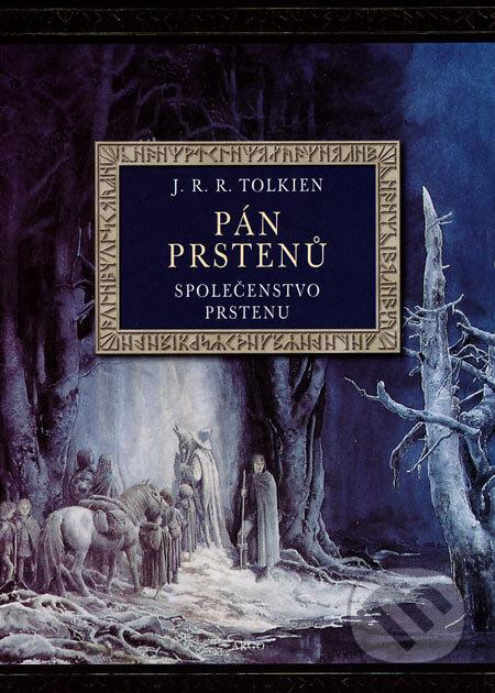 Pán prstenů - Společenstvo Prstenu (ilustrovaná verze) - J.R.R. Tolkien