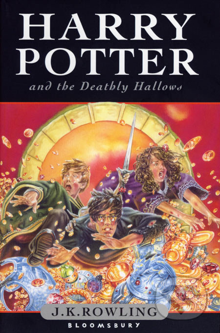 Harry Potter and the Deathly Hallows (Book 7) - J.K. Rowling
