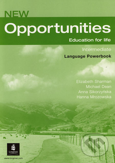 New Opportunities - Intermediate - Language Powerbook - Elizabeth Sharman a kol.