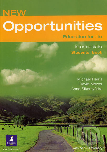 New Opportunities - Intermediate - Students´ Book - Michael Harris, David Mower, Anna Sikorzyńska