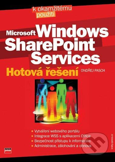 Microsoft Windows SharePoint Services - Ondřej Pasch