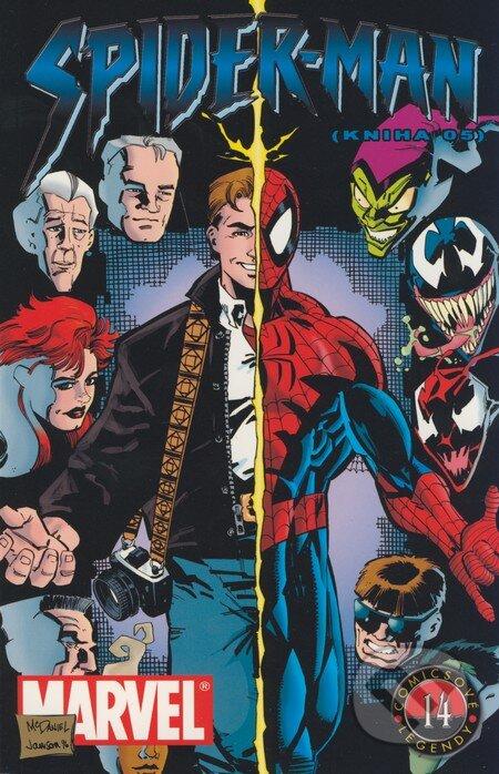 Spider-man (Kniha 05) -