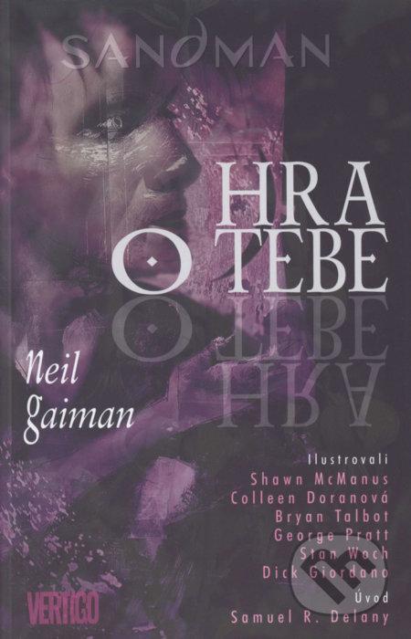 Sandman: Hra o tebe - Neil Gaiman, Shawn McManus, Colleen Doran