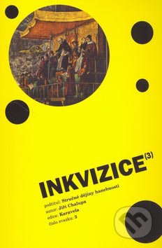 Inkvizice - Jiří Chalupa