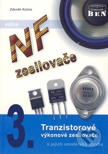NF zesilovače 3 - Zdeněk Kotisa