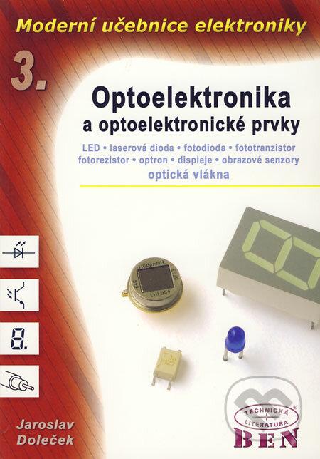 Moderní učebnice elektroniky 3 - Jaroslav Doleček