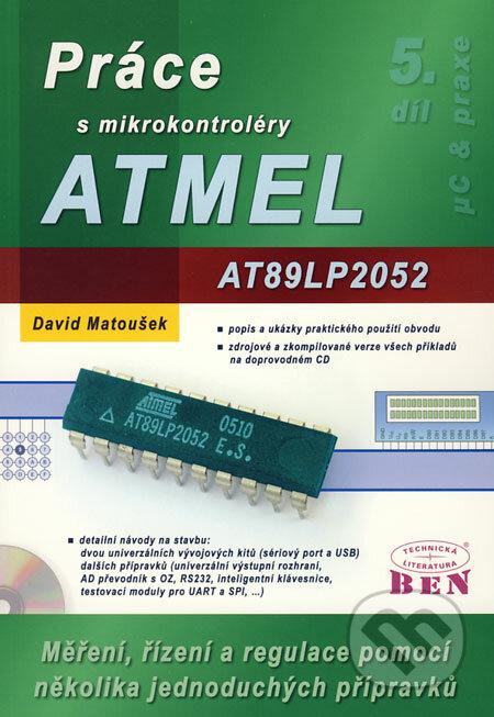 Práce s mikrokontroléry ATMEL AT89LP2052, AT89LP4052 - David Matoušek