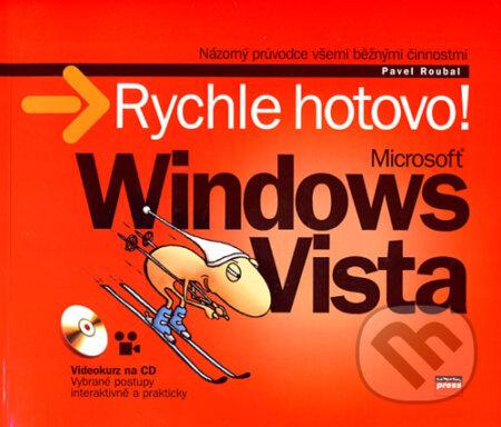 Microsoft Windows Vista - Pavel Roubal