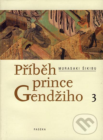 Příběh prince Gendžiho 3 - Murasaki Šikibu