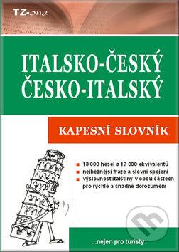 Italsko - český / česko - italský kapesní slovník - Náhled učebnice