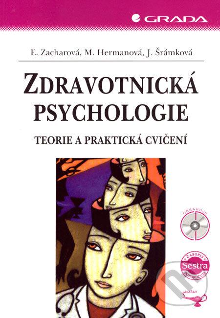 Zdravotnická psychologie, teorie a praktická cvičení - Náhled učebnice