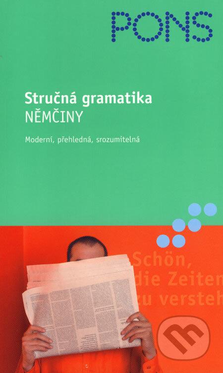 Stručná gramatika němčiny - Heike Voit