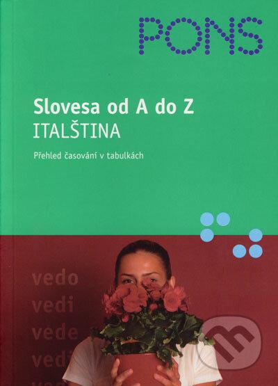 Slovesa od A do Z - Italština - Mimma Diaco, Laura Kraft