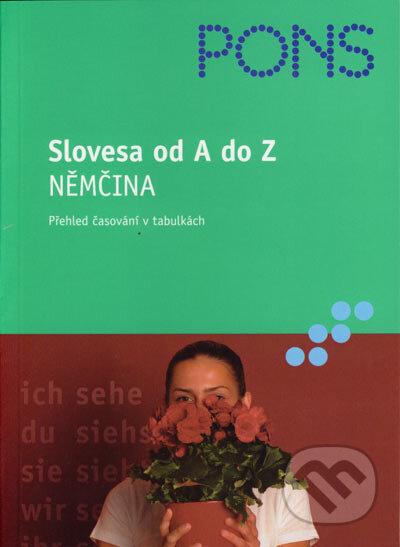 Slovesa od A do Z - Němčina - Eva Maria Weermann