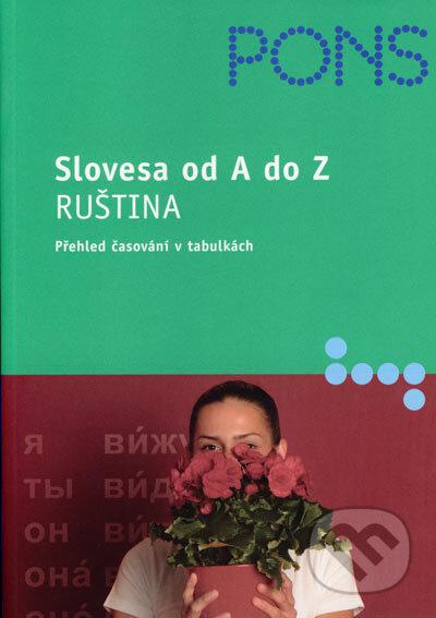 Slovesa od A do Z - Ruština - Renate Babel, Nikolai Babel