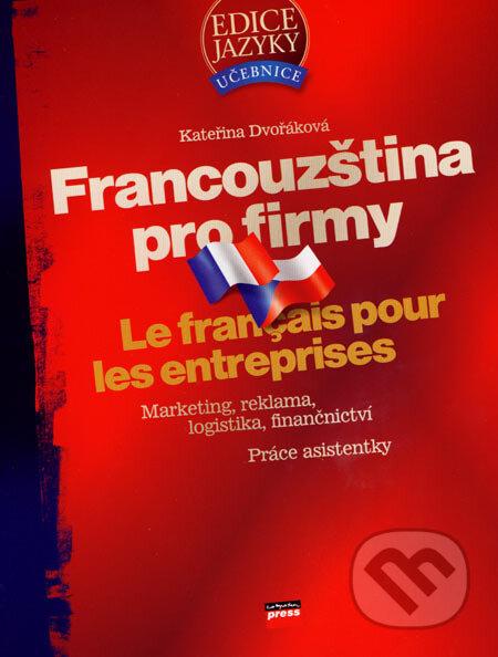 Francouzština pro firmy - Kateřina Dvořáková