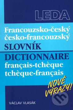 Francouzsko-český a česko-francouzský slovník - Václav Vlasák