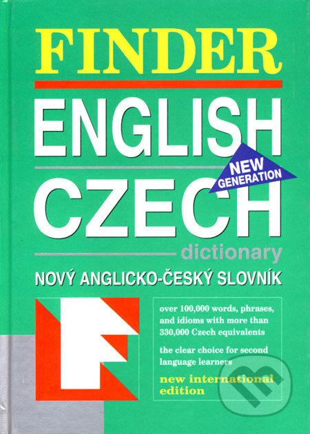 Finder Anglicko-český slovník - Náhled učebnice