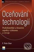Oceňování technologií - F. Peter Boer