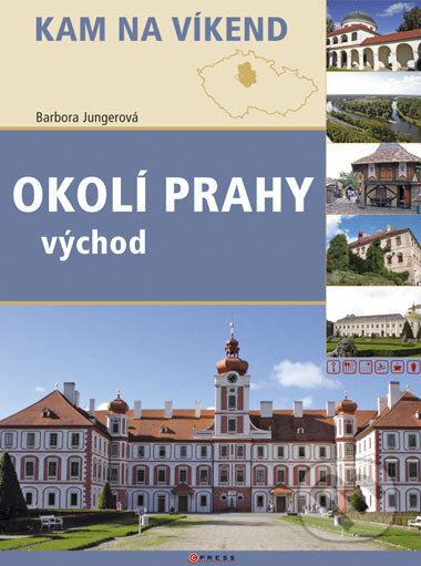 Okolí Prahy - východ - Barbora Jungerová