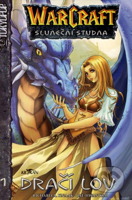Warcraft: Dračí lov - Richard A. Knaak, Jae-Hwan Kim