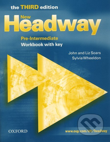 New Headway - Pre-Intermediate - Workbook with key - John Soars, Liz Soars, Sylvia Wheeldon
