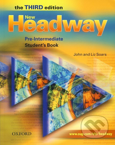 New Headway English Course. Pre-Intermediate. Student's Book - Náhled učebnice