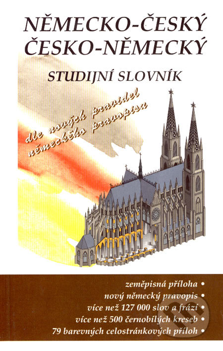Německo-český a česko-německý studijní slovník - Marie Steigerová a kolektiv