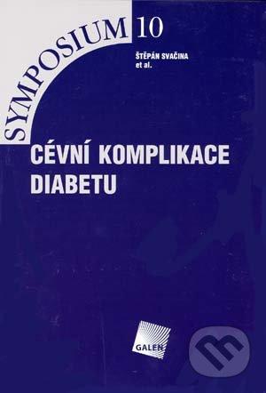 Cévní komplikace diabetu - Štěpán Svačina