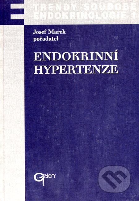 Endokrinní hypertenze - Josef Marek