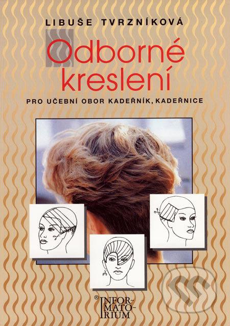 Odborné kreslení, pro učební obor Kadeřník, Kadeřnice - Náhled učebnice