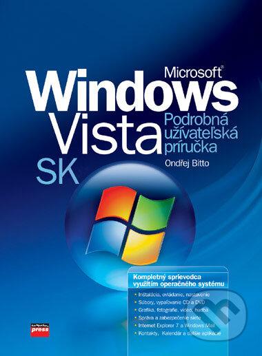 Microsoft Windows Vista SK - Ondřej Bitto