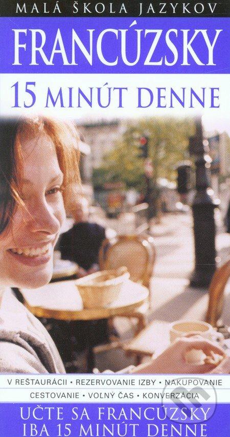 Francúzsky 15 minút denne - Caroline Lemoine