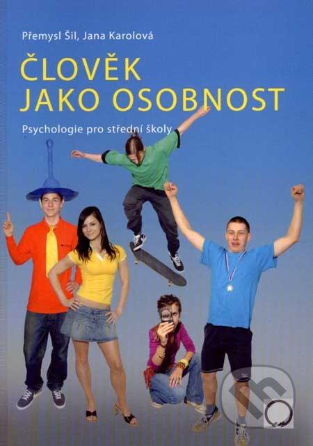 Člověk jako osobnost, psychologie pro střední školy - Náhled učebnice