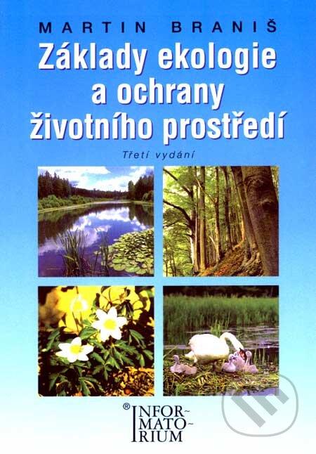Základy ekologie a ochrany životního prostředí - Náhled učebnice