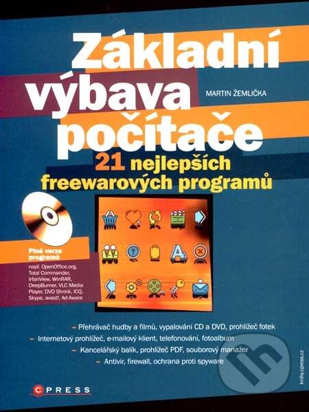 Základní výbava počítače - Martin Žemlička
