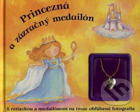Princezná a zázračný medailón - Nick Ellsworth