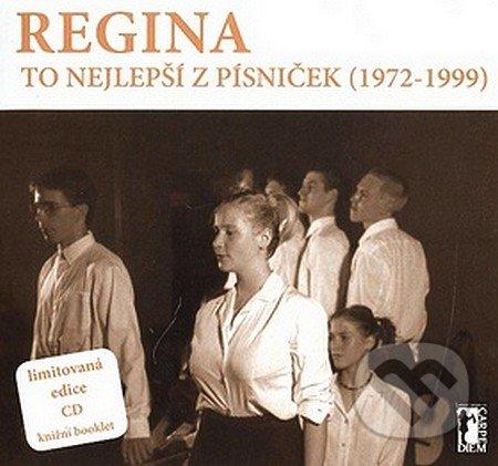 Regina to nejlepší z písniček (1972-1999) + CD - Michal Huvar