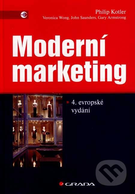 Moderní marketing - Náhled učebnice