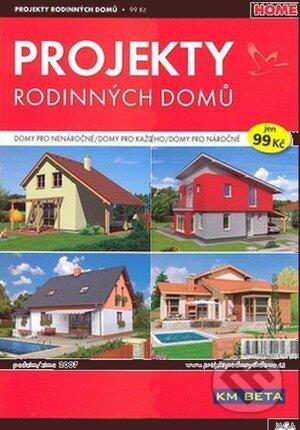 Projekty rodinných domů 2/2007 -