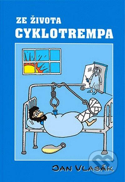 Cykloknihy Ze života cyklotrempa - Jan Vlasák