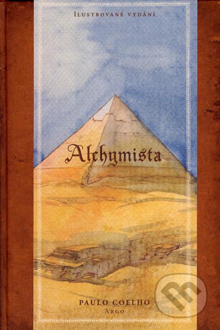 Alchymista (ilustrované vydání) - Paulo Coelho