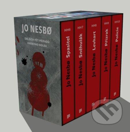 Jo Nesbo 6-10 (BOX) - Jo Nesbo