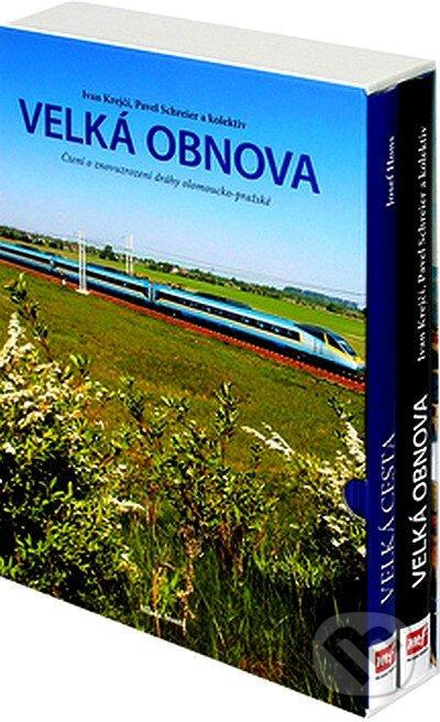 Čtení o dráze olomoucko - pražské - Josef Hons, Ivan Krejčí