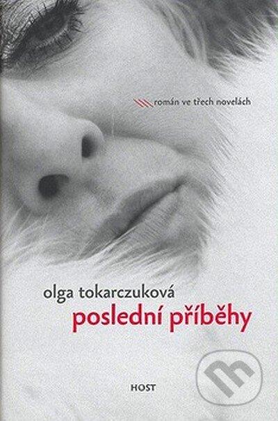 Poslední příběhy - Olga Tokarczuk