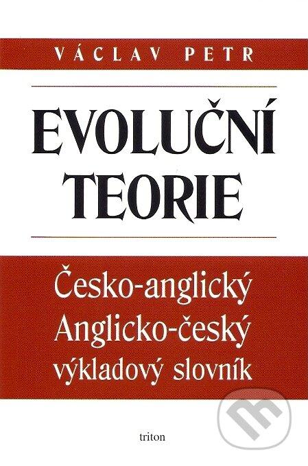 Evoluční teorie - Václav Petr