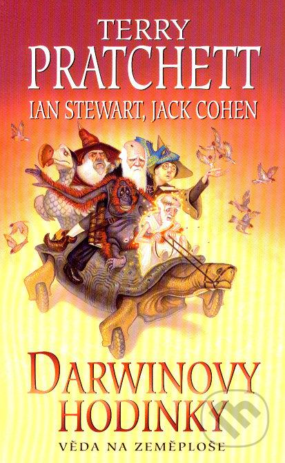 Darwinovy hodinky - Terry Pratchett, Ian Stewart, Jack Cohen