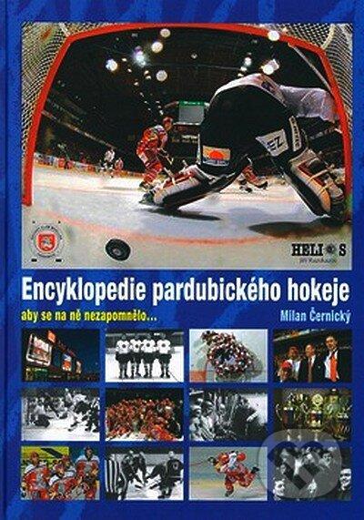 Encyklopedie pardubického hokeje - Milan Černický