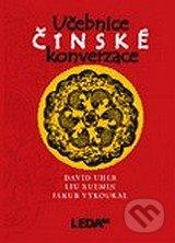 Učebnice čínské konverzace - David Uher, Liu Xuemin, Jakub Vykoukal