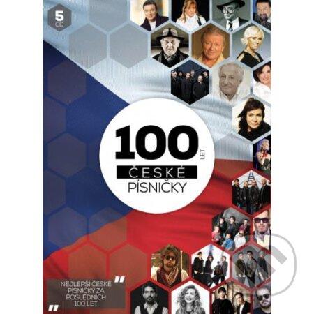 100 let české písničky -